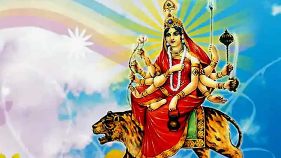 Day 3 - Maa Chandraghanta