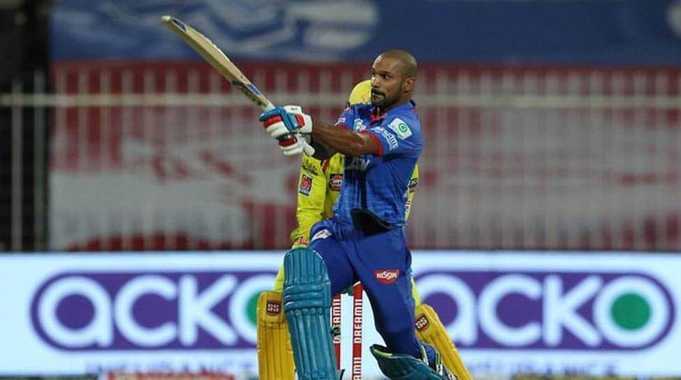 Shikhar Dhawan's maiden IPL ton guides Delhi Capitals to 5-wicket win over Chennai Super Kings