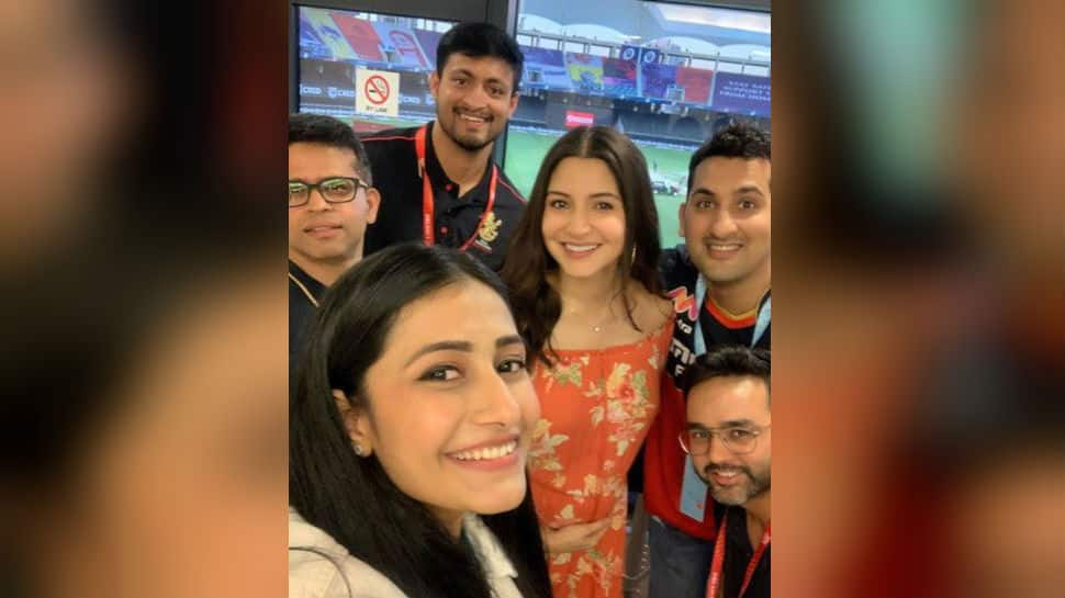 IPL 2020: How Anushka Sharma and Yuzvendra Chahal's fiancee Dhanashree Verma celebrated RCB's win