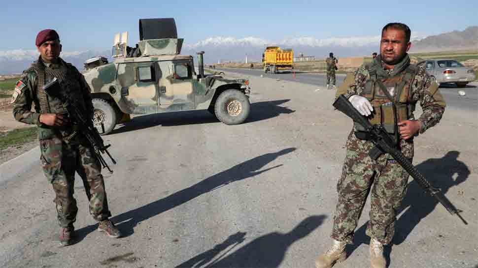 12 killed, over 100 wounded in car bomb attack targetting Afghan police in Ghor