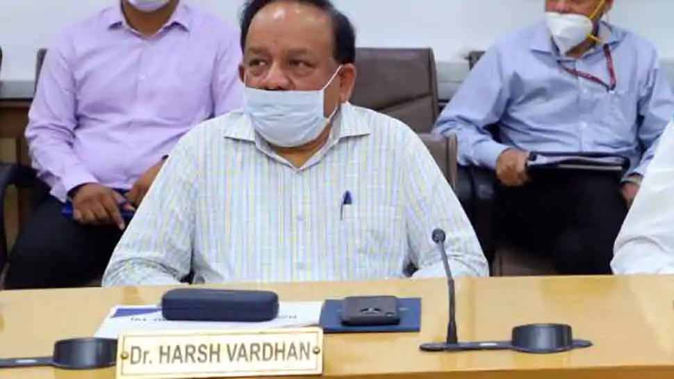 COVID-19 community transmission limited to few districts, Health Minister Harsh Vardhan admits after months of denial