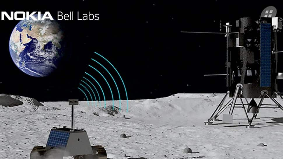 NASA awards Nokia contract to set up 4G network on moon | Technology News