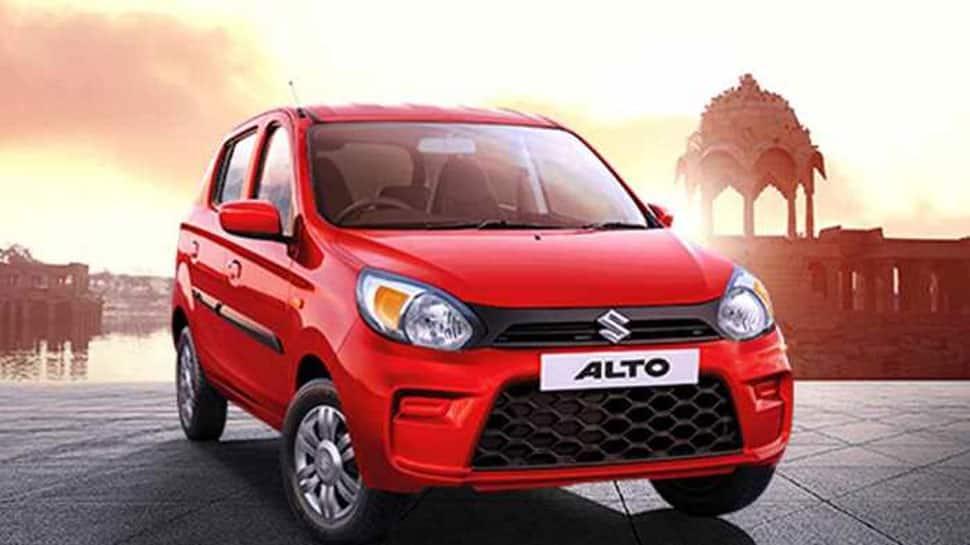 Maruti Suzuki Alto completes 20 years, sells over 40 lakh units