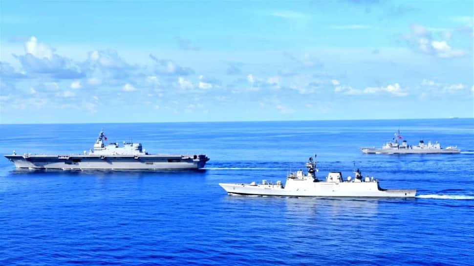 Australian Navy to join annual Malabar naval exercises alongside India, US, Japan