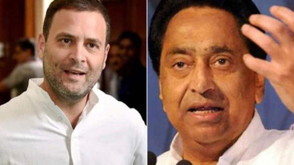 Rahul Gandhi calls Kamal Nath's 'item' remark 'inappropriate', ex-MP CM says 'won't apologise'
