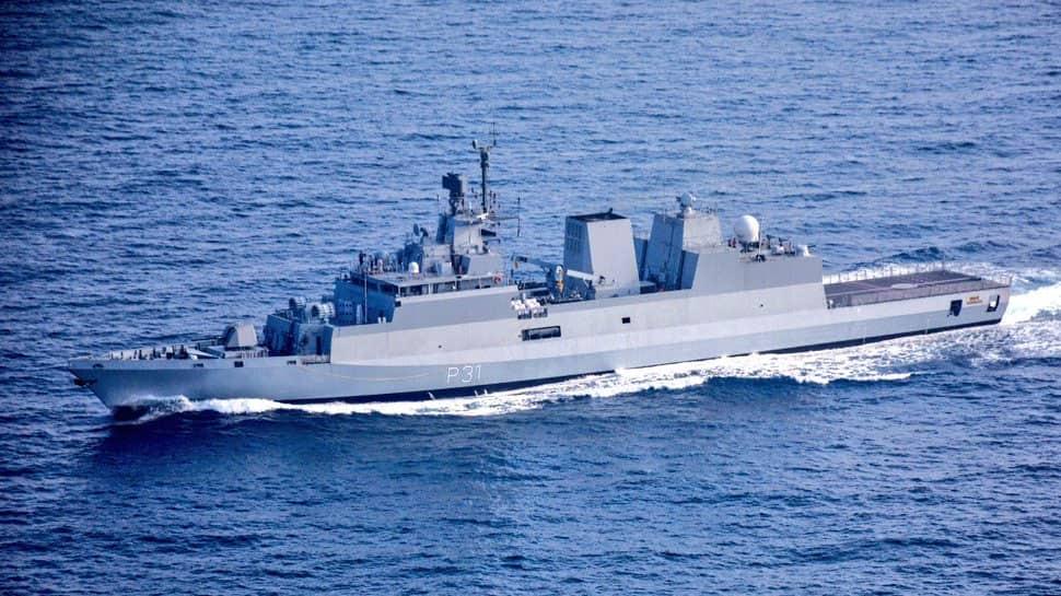 INS Kavaratti, the anti-Submarine Warfare Corvette, commissioned into Indian Navy | India News | Zee News