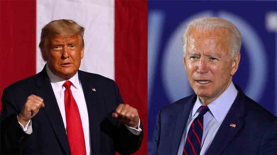 US election 2020: Final presidential debate between Donald Trump, Joe Biden begins