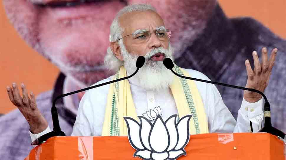 PM Narendra Modi to inaugurate three key projects in Gujarat today