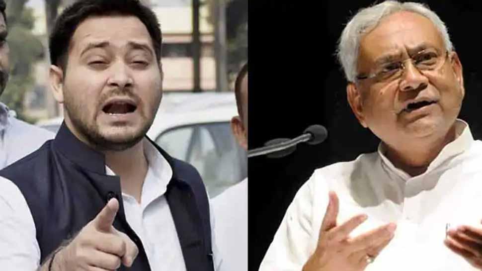 RJD's Tejashwi Yadav attacks Bihar CM says, 'People hate energyless, conservative Nitish Kumar'