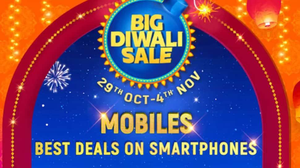 Flipkart Big Diwali sale: Check these 5 smartphones at attractive prices