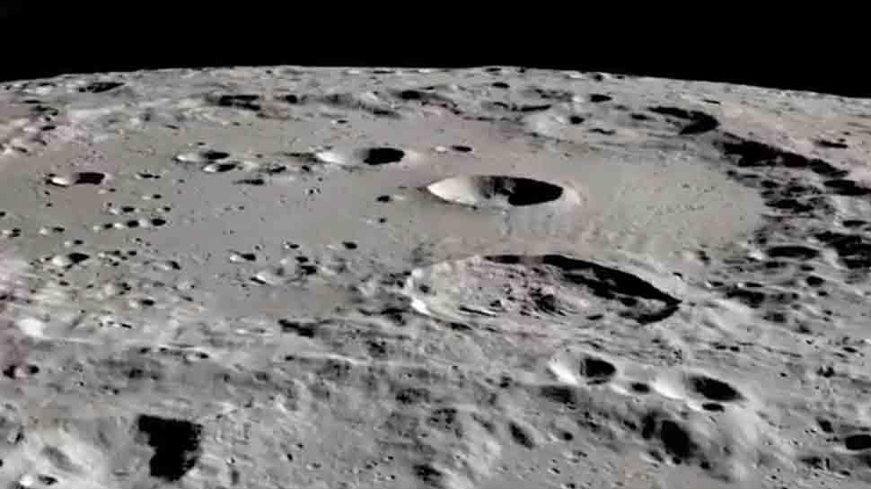 NASA confirms evidence of hidden water on moon's sunlit surface