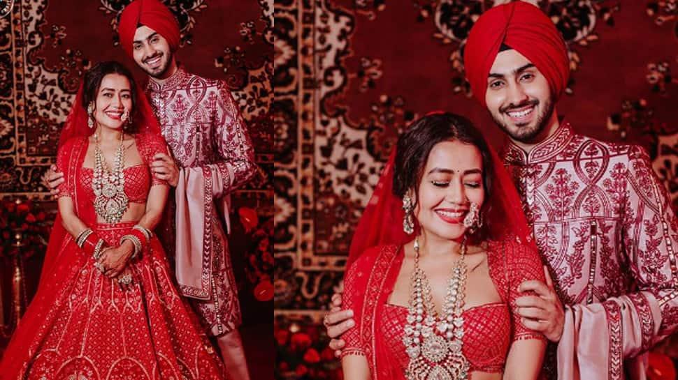 Neha Kakkar and Rohanpreet Singh's unseen wedding ceremony videos are breaking the internet - Watch