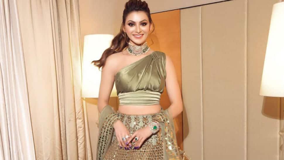Decoding Urvashi Rautela's look at Neha Kakkar and Rohanpreet Singh's wedding