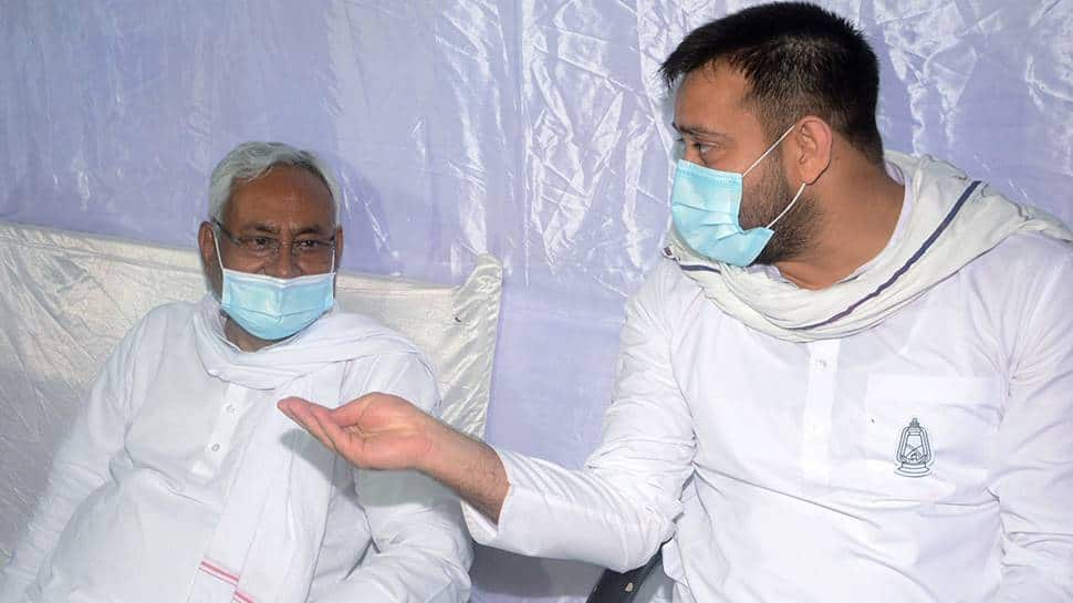 Bihar assembly election 2020: Tejashwi Yadav likens CM Nitish Kumar to General Dyer, seeks HC-monitored probe into Munger firing