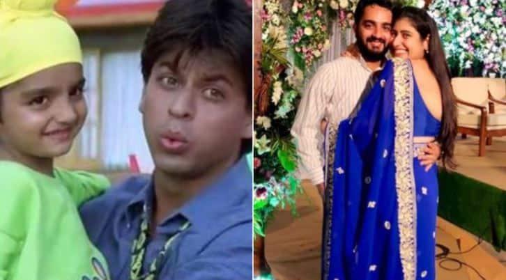 Parzaan Dastur, the cute Sardar ji from Shah Rukh Khan's Kuch Kuch Hota Hai, trends for wedding announcement. Remember him?