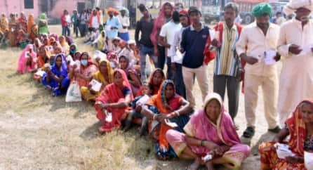 Bihar Assembly polls: 1st phase of voting passes off peacefully with 54.26% voter turnout amid COVID-19 guidelines