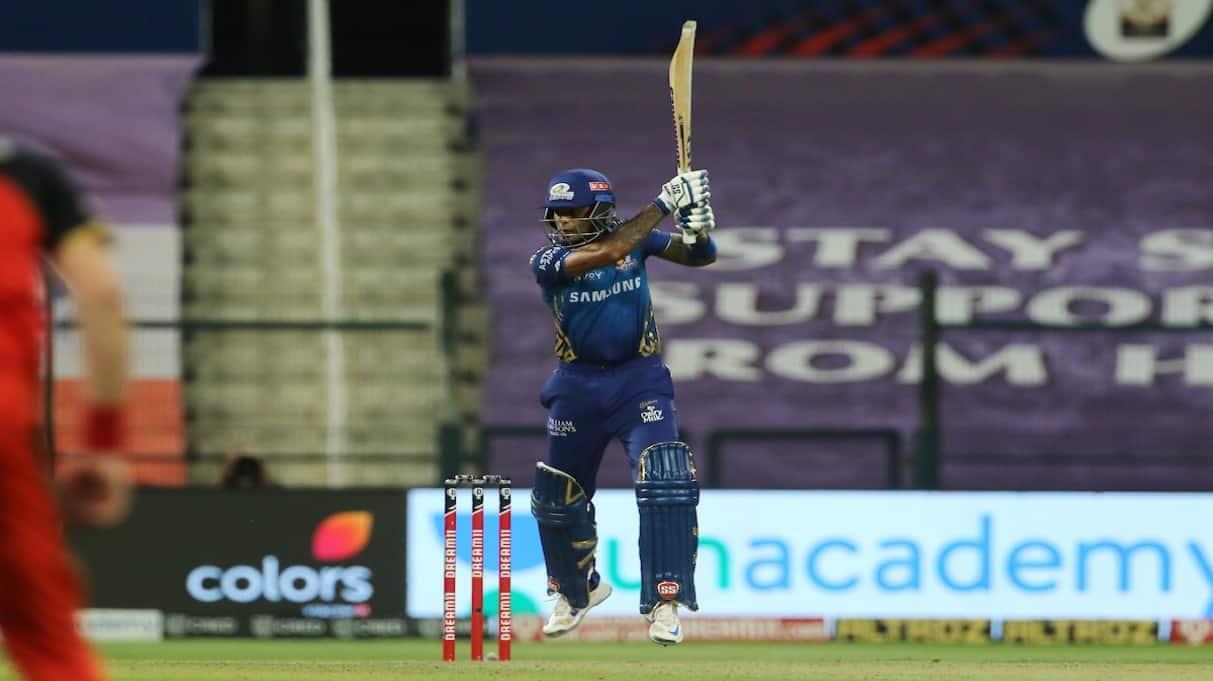 इंडियन प्रीमियर लीग 2020: सूर्यकुमार यादव ने 79 * मुंबई इंडियंस को रॉयल चैलेंजर्स बैंगलोर पर 5 विकेट से जीत दिलाई