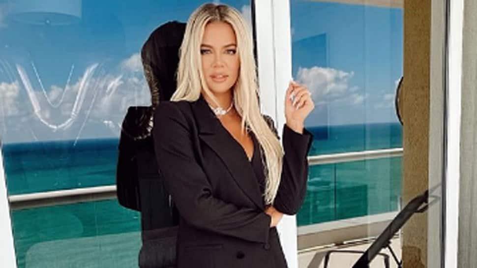 Khloe Kardashian shares she is COVID-19 positive