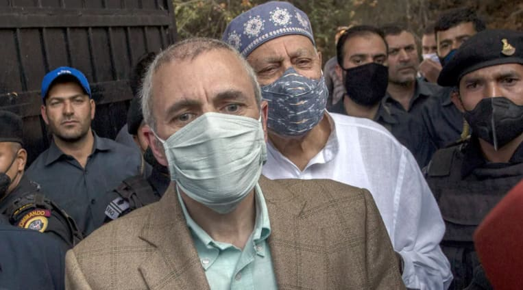 What do they want? Should we leave mainstream, asks NC leader Omar Abdullah