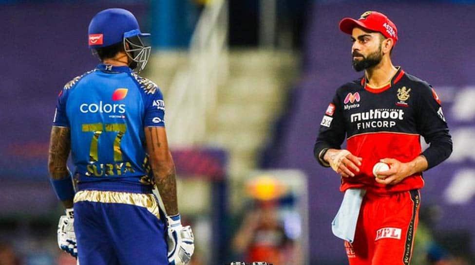 IPL 2020: रॉयल चैलेंजर्स के कप्तान  कोहली ने सूर्यकुमार  को आउट करने की कोशिश की