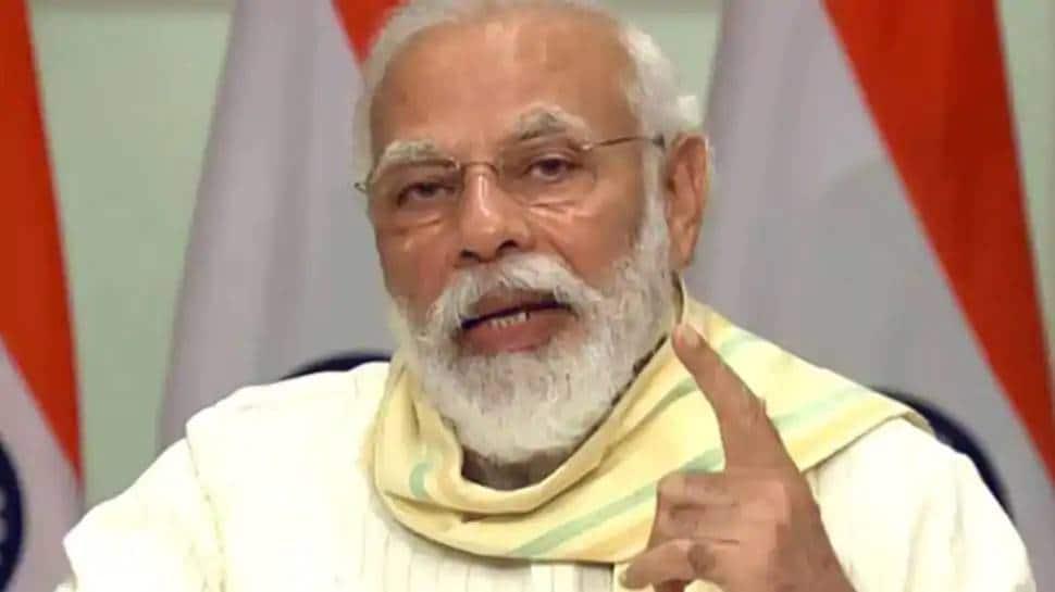 PM Narendra Modi condemns killing of BJP workers in J&K's Kulgam