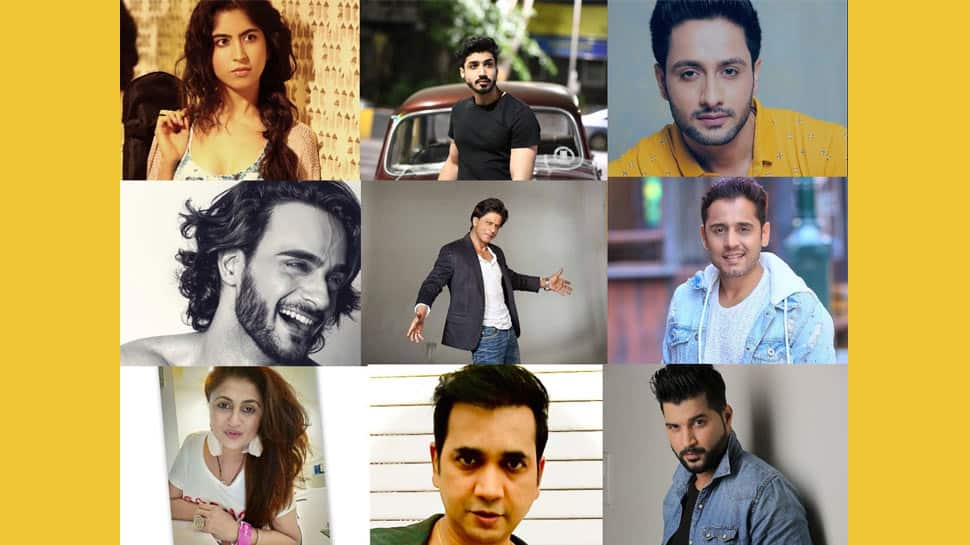 Happy Birthday Shah Rukh Khan: TV celebs shower wishes and love to King Khan!
