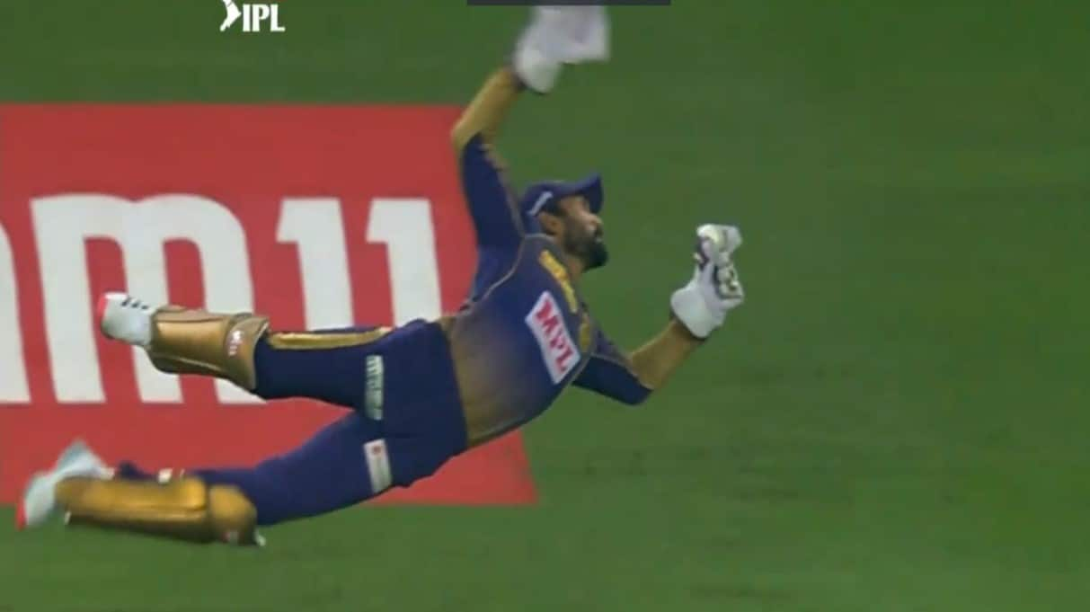 Indian Premier League 2020: Dinesh Karthik's blinder to remove Ben Stokes is winning the internet, Watch!