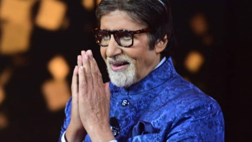 FIR on Amitabh Bachchan's KBC 12 after a question on this book