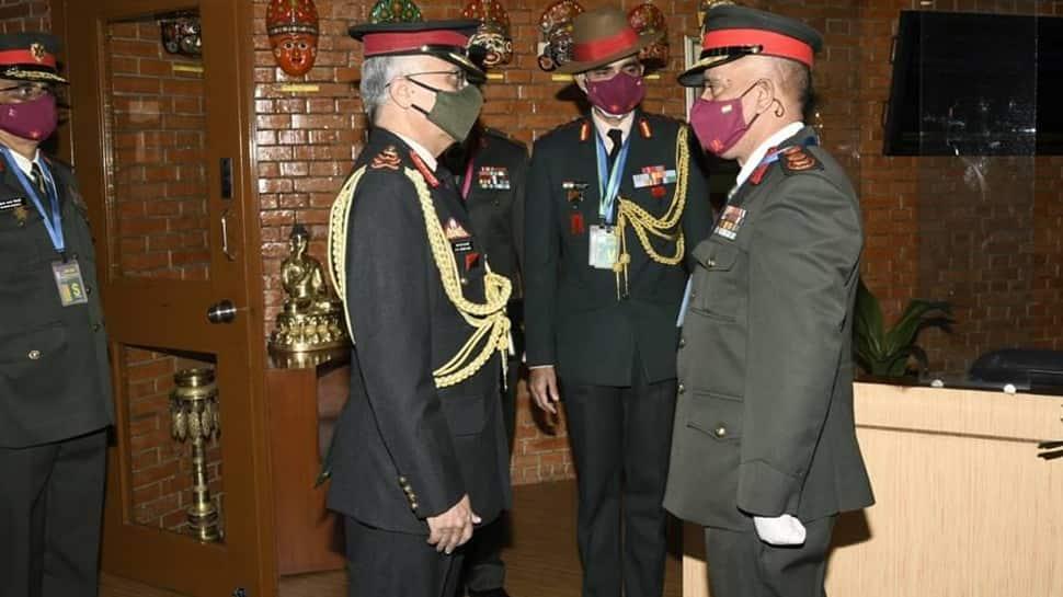 India-Nepal increase engagement as Army chief MM Naravane reaches Kathmandu