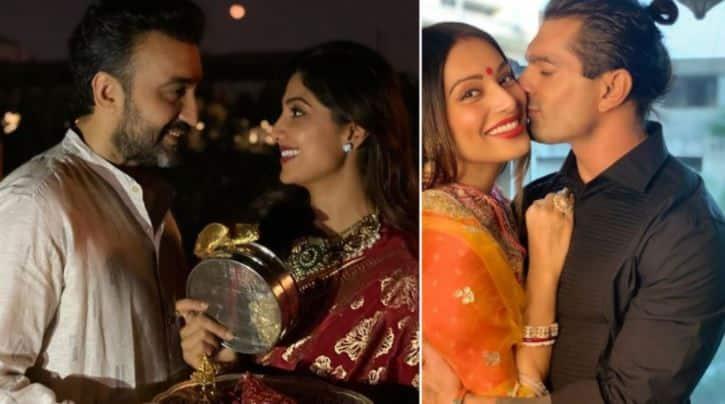 Karwa Chauth 2020 in pics: Kajal Aggarwal, Shilpa Shetty, Bipasha Basu- How Bollywood celebrated the festival
