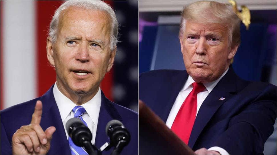 Donald Trump slams Joe Biden, says 'should not wrongfully claim the President's office'