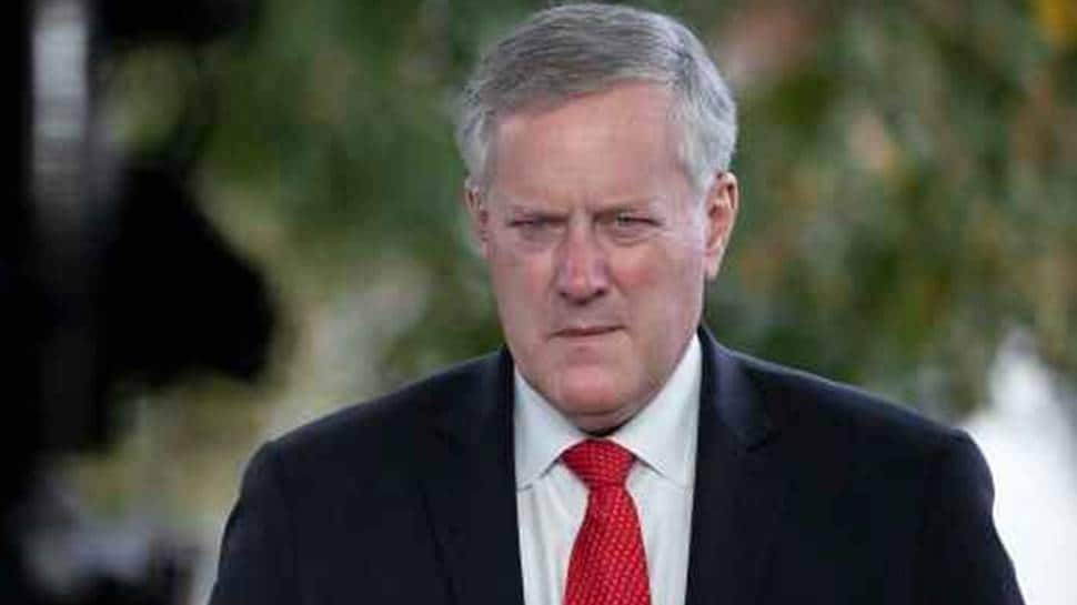 White House chief of staff Mark Meadows contracts COVID-19: Reports
