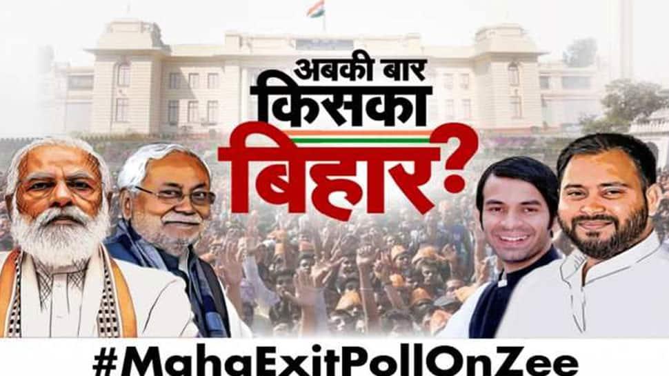 Exit polls predict advantage for Tejashwi-led Mahagathbandhan over NDA; LJP in kingmaker's role