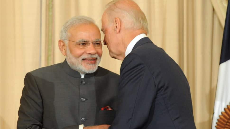 Look forward to working closely together: PM Narendra Modi congratulates Joe Biden on 'spectacular victory'