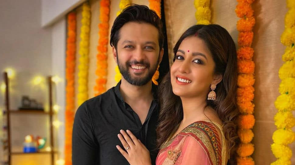 Ishita Dutta and Vatshal Sheth respond to her pregnancy rumours after viral pics confuse netizens