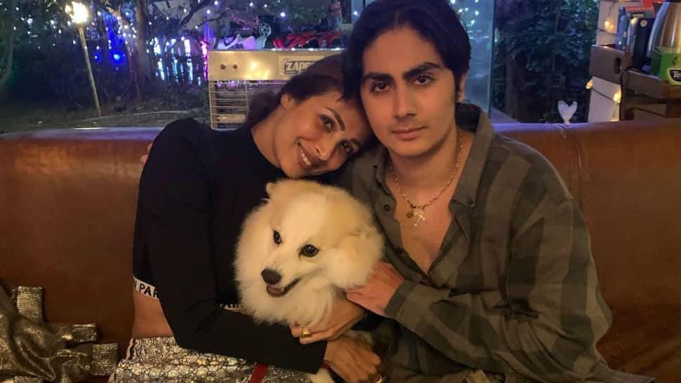 Inside Malaika Arora's son Arhaan Khan's 18th birthday party
