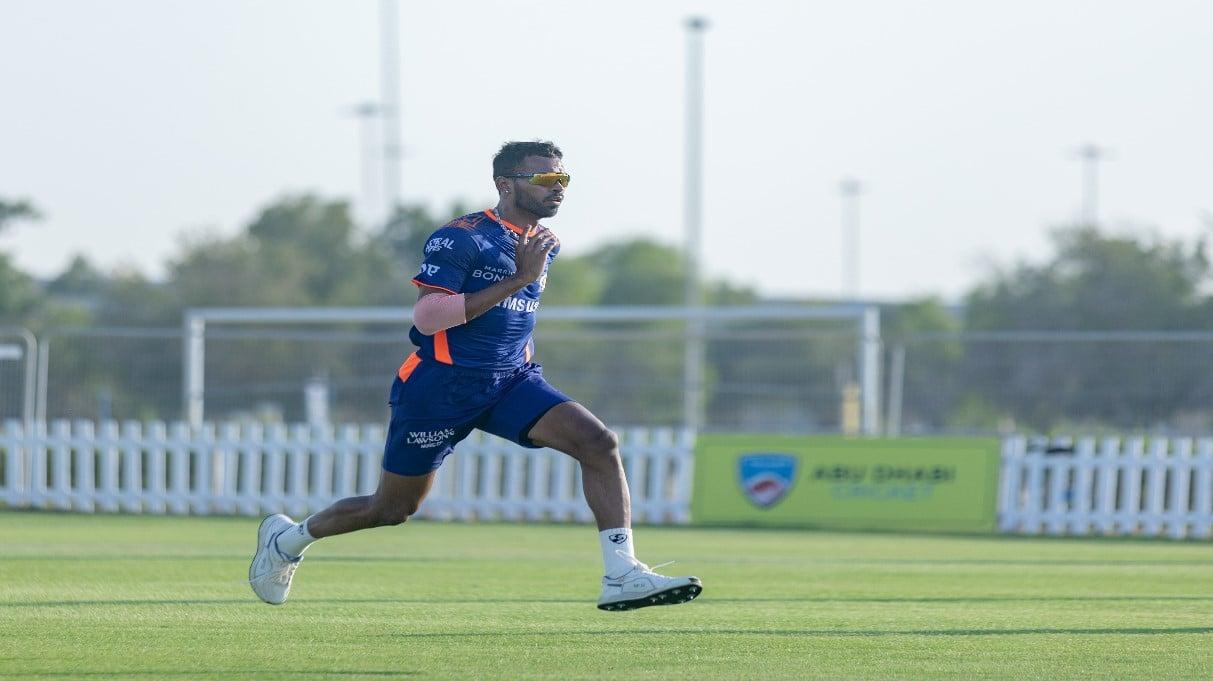 IPL 2020: Mumbai Indians skipper Rohit Sharma explains why Hardik Pandya is not bowling