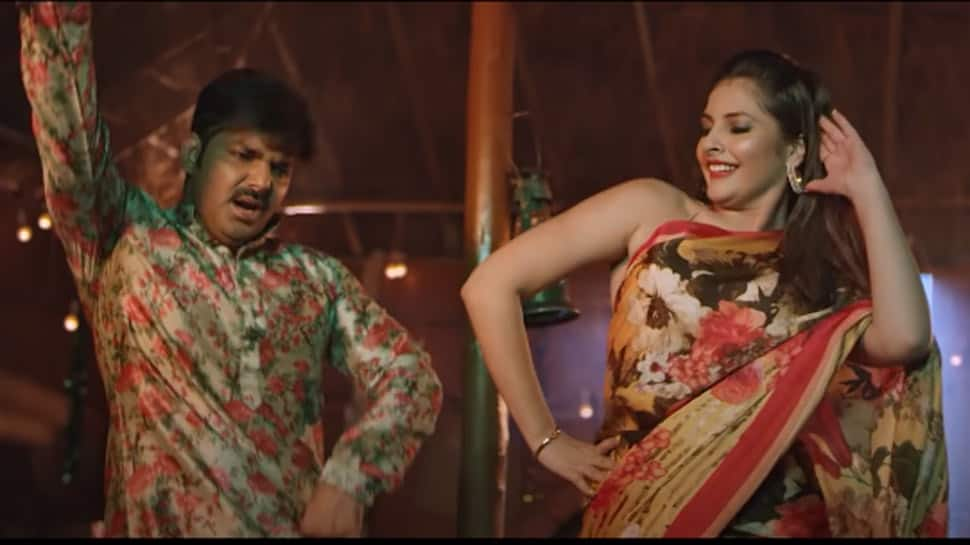 Pawan Singh's sizzling Bhojpuri song 'Hamaar Wala Dance' sets YouTube on fire - Watch