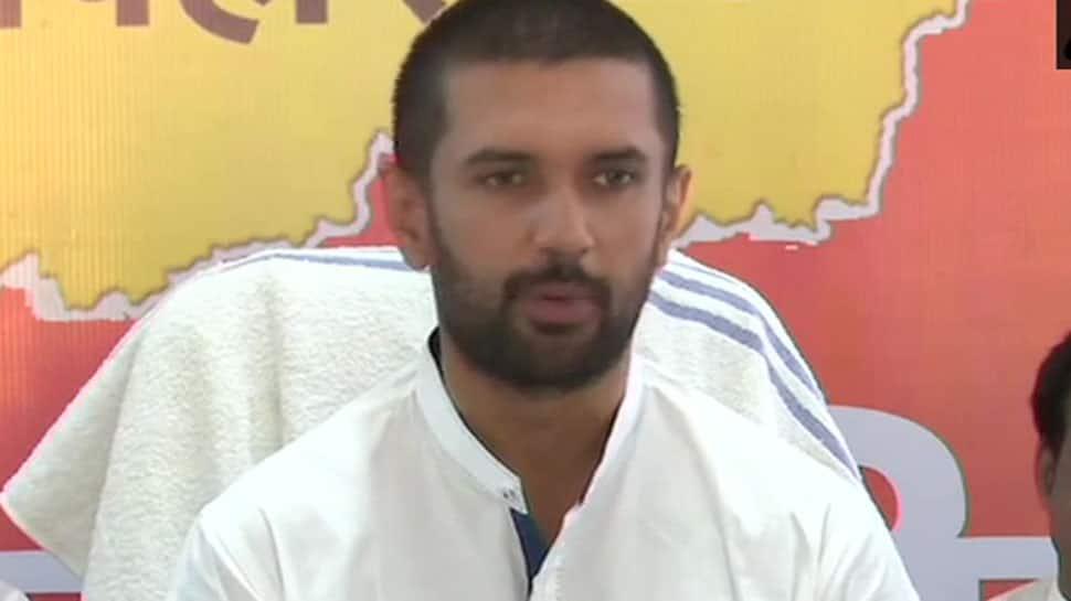 Nitish Kumar won because of PM Modi, LJP's Chirag Paswan fires another salvo at Bihar CM