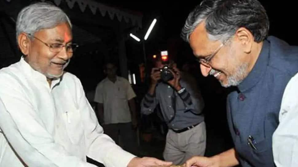 Will Nitish Kumar become Bihar CM again, BJP leader Sushil Modi makes big announcement