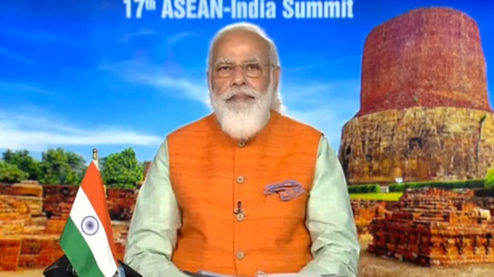 Strategic partnership with ASEAN core of India's Act East Policy, says PM Narendra Modi