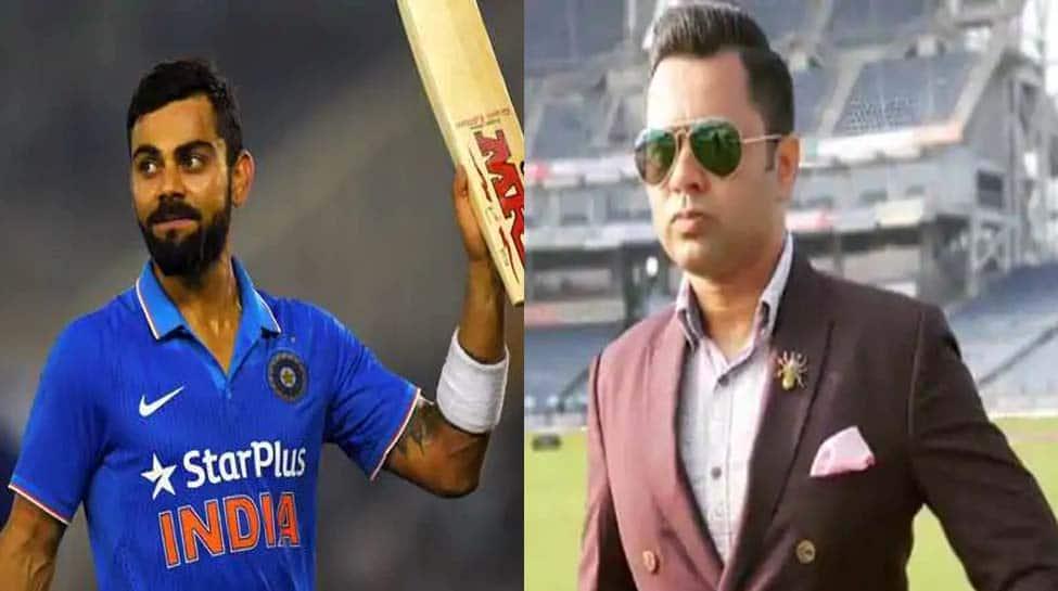 आकाश चोपड़ा ने कोहली का बचाव करते हुए पूछा कि क्या रोहित आरसीबी की टीम के साथ ये आईपीएल खिताब जीत सकते हैं