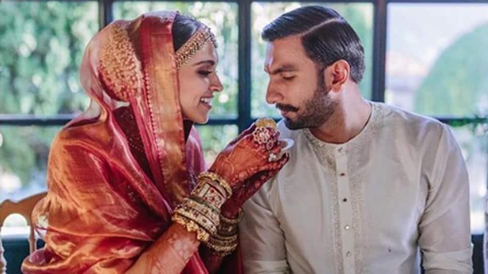 Deepika Padukone-Ranveer Singh complete two years of marital bliss - In Pics