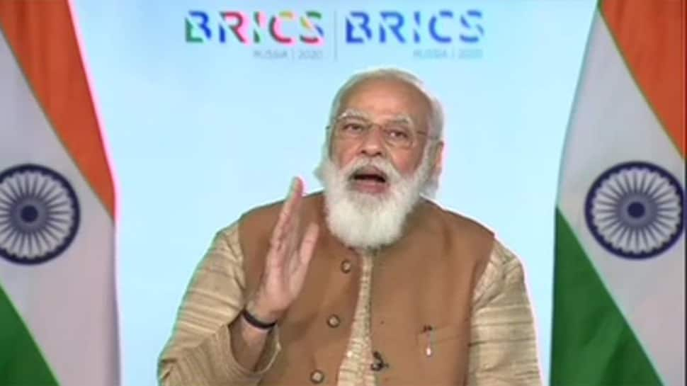 Countries that support terrorists should be held accountable: PM Narendra Modi at BRICS Summit