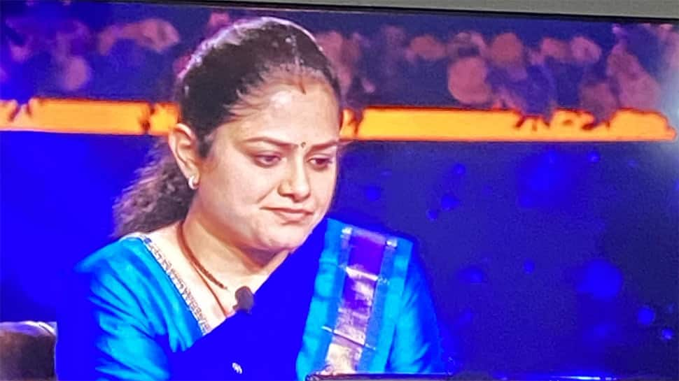KBC 12: IPS officer Mohita Sharma Garg becomes second crorepati of this season - Can you answer this Rs 1 crore question?