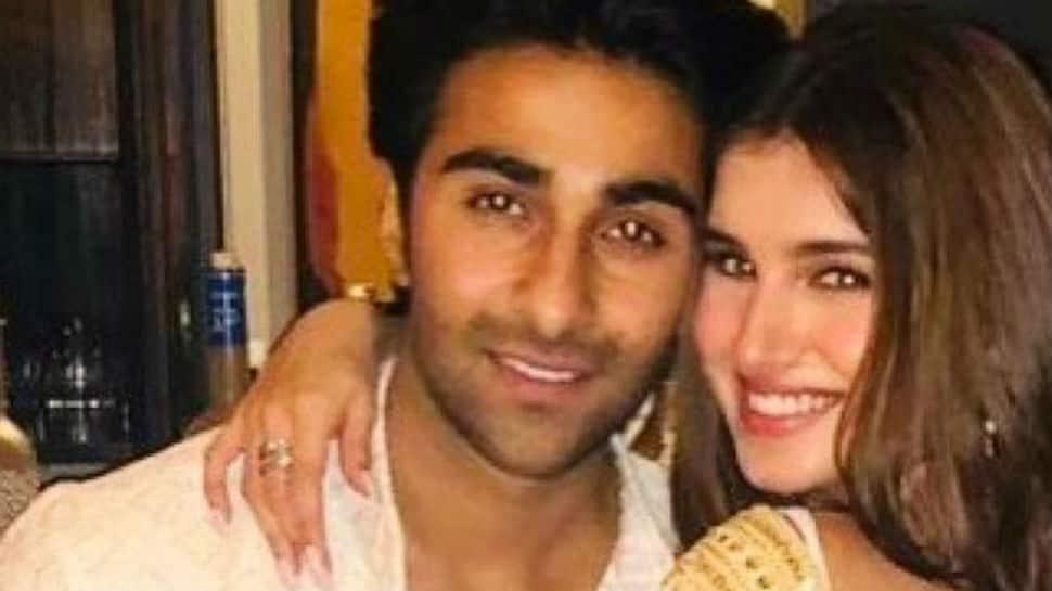 Ahead of birthday, Tara Sutaria flies to Maldives with boyfriend Aadar Jain - See pics