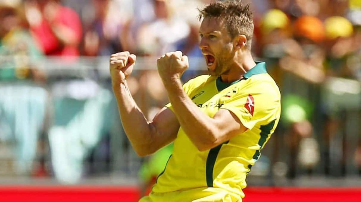 Andrew Tye in Australia squad for India series after Kane Richardson withdraws due to this reason