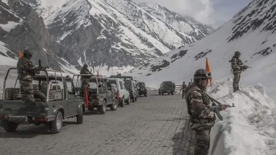 Indian Army prepares soldiers in eastern Ladakh
