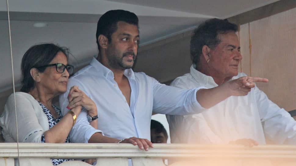 Salman Khan in isolation after driver, staff members test coronavirus positive