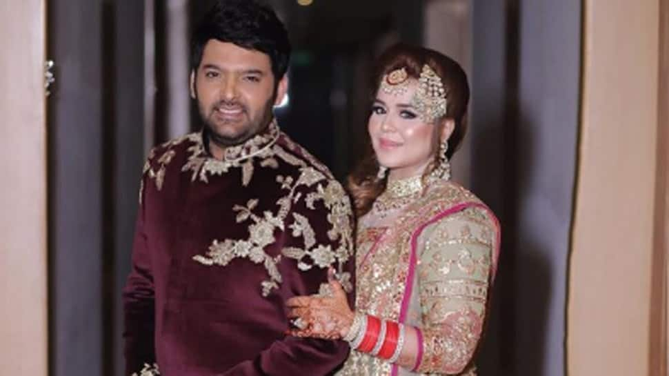 Kapil Sharma to be father again? These viral pics of wife Ginni Chatrath flaunting baby bump flood internet!